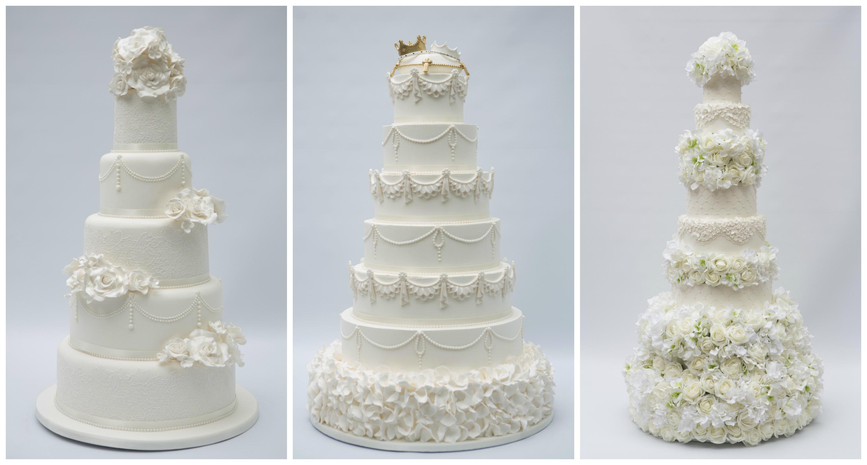 Wedding Cake Trends for 2018 – Ann\'s Designer Cakes