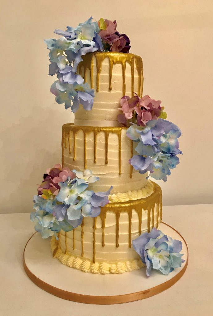 Drip Texture - Anns Designer Cakes